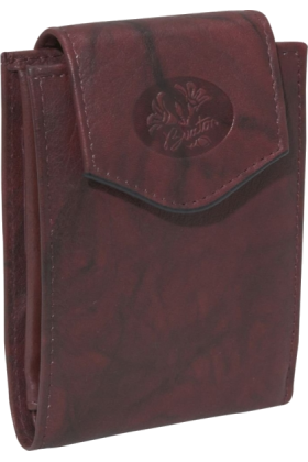 Buxton Wallets -  Buxton Heiress Convertible® Billfold Burgundy