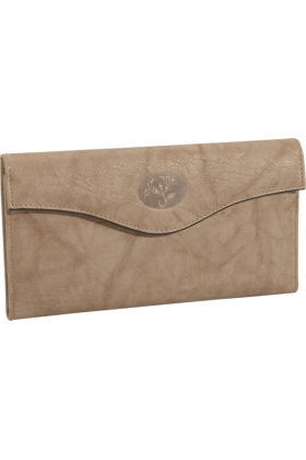 Buxton Clutch bags -  Buxton Heiress Organizer® Clutch Taupe
