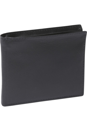 Buxton Wallets -  Buxton Houston Credit Card Billfold Black