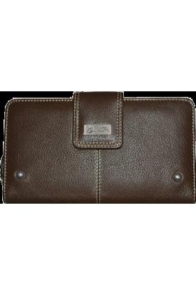 Buxton Clutch bags -  Buxton Westcott Zip Organizer Clutch Red