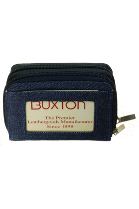 Buxton Wallets -  Buxton Wizard Wallet for Women