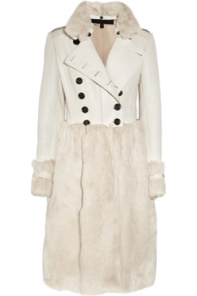 Lady Di   Jacket - coats -  Burberry Prorsum Coat