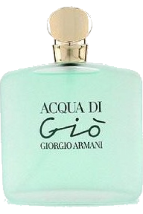 Nikolina Dzo Fragrances -  Armani Acqua Di Gio Ladies