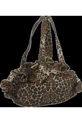 Jessica Simpson Bag -  Jessica Simpson Moda Framed Satchel Leopard Cheetah