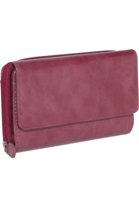 Mundi Wallets -  Mundi Big Fat Wallet Berry