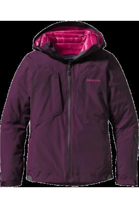 Patagonia Jacket - coats -  Patagonia Primo Down Jacket - Women's Deep Plum