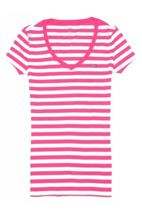 Pink And White T Shirt | Is Shirt