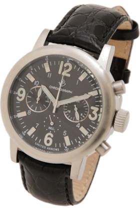UNITED ARROWS(ユナイテッドアローズ Watches -  UAW 2EYE CRONO MARINE