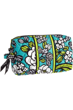 Vera Bradley Hand bag -  Vera Bradley Medium Cosmetic Island Blooms