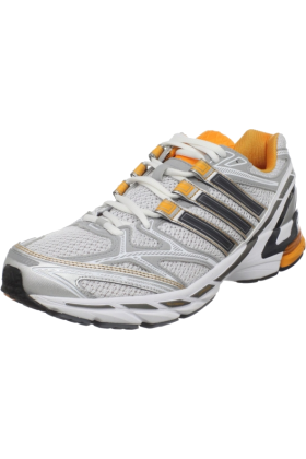 adidas Tennis Schuhe -  adidas Men's Supernova Sequence 3 M Running Shoe Running White/Black Blue Metallic/Collegiate Royal