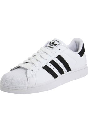 Amazon.com Sneakers -  adidas Originals Men's Superstar ll Sneaker White/Black/White