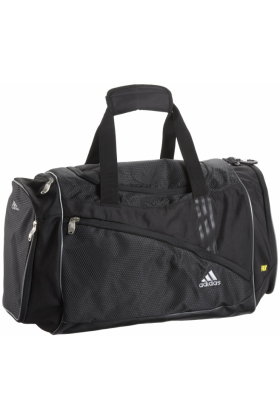 adidas Bag -  adidas Scorch Team Duffel Bag Black