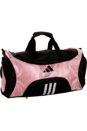 adidas Bag -  adidas Striker Medium Duffel Bag Gala Pink
