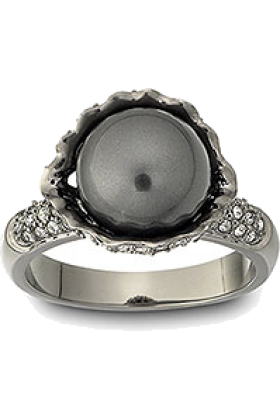 Taalma Rings -  Black Pearl