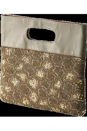 GALLARDAGALANTE(ガリャルダガラ) Clutch bags -  ガリャルダガランテ[GALLARDAGALANTE] 【ANANS】バッグベージュ