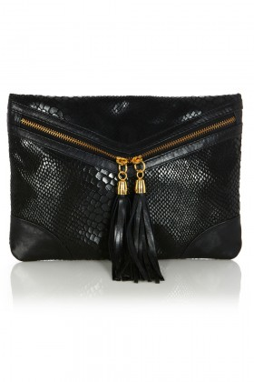 Oasis Clutch bags -  Leather Envelope Clutch
