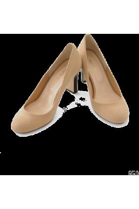 URBAN RESEARCH アーバンリサーチ Shoes -  UR jujube フェイクスエードラウンドトゥパンプス