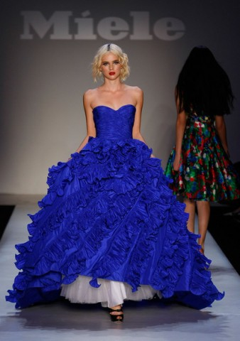 Oscar de la Renta - Runway
