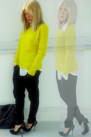 Yellow - LOOKBOOK