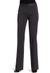 AK Anne Klein Pants -  AK Anne Klein Women's Petite Classic Pant Charcoal