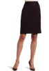 AK Anne Klein Skirts -  AK Anne Klein Women's Petite Classic Skirt Chocolate
