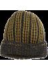 AK Anne Klein Cap -  Ak Anne Klein Women's Two Tone Tuck Stitch Cuff Hat Black