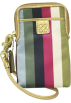 COACH Accessories -  Coach Legacy Stripe Universal Phone Case Multicolor