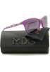 Dolce & Gabbana Sunglasses -  Dolce & Gabbana Women's The Madonna Collection 4097 Violet / Violet Tortoise Frame/Violet Gradient Lens Plastic Sunglasses