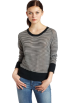 Ever Long sleeves t-shirts -  Ever Womens Sienna Boatneck Sweater
