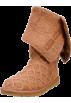 UGG Australia Boots -  UGG Lattice Cardy Boots 3066-Charcoal, Size 9