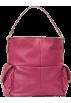 B. MAKOWSKY Hand bag -  B. MAKOWSKY Lombard Hobo Chianti