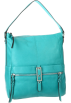 B. MAKOWSKY Hand bag -  B. MAKOWSKY Metropolitan Hobo Petrol Green