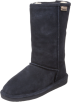 "Bearpaw Boots -  BEARPAW Women's Emma 10"" Shearling Boot Navy"