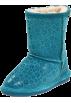 Bearpaw Boots -  Bearpaw Cimi Shearling Boot (Little Kid/Big Kid) Teal