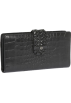 Buxton Wallets -  Buxton Everglades Superwallet Black