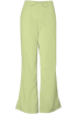 Amazon.com Pants -  Cherokee 4101 Low Rise Flare Scrub Pant Celadon