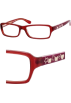 Amazon.com Eyeglasses -  Eyeglasses Marc By Marc Jacobs MMJ 540 0JH4 Burgundy / Fuchsia