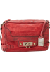Frye Bag -  FRYE Cameron Clutch Burnt Red