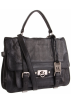 Frye Hand bag -  FRYE Cameron Satchel Black