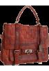 Frye Hand bag -  FRYE Cameron Satchel Cognac
