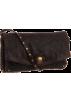 Frye Clutch bags -  Frye Convertible Clutch Dark Brown