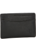 Frye Wallets -  Frye James Card Tumbled Full Grain Wallet Black