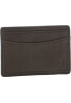 Frye Portafogli -  Frye James Card Tumbled Full Grain Wallet Dark Brown