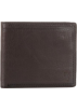 Frye Wallets -  Frye James Tumbled Full Grain Wallet Dark Brown
