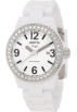 Invicta Watches -  Invicta Women's 1632 Angel Collection Crystal-Accented White Watch