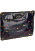 Amazon.com Accessories -  Kate Spade New York Daycation Gia Cosmetic Case Navy Dot
