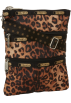 LeSportsac Bag -  Lesportsac Kasey Cross Body Cheeta Cat