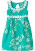 Lilly Pulitzer Dresses -  Lilly Pulitzer Girls 2-6x Mini Adelson Dress Lagoon Green