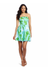 Lilly Pulitzer Dresses -  Lilly Pulitzer Women's Lottie Dress Green Bean All Lit Up