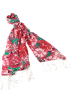 Lilly Pulitzer Scarf -  Lilly Pulitzer Women's Murfee Scarf Hotty Pink